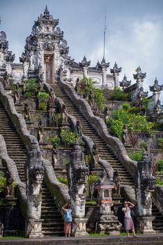 Pura Lempuyang (Temple of 1000 Steps), Bali