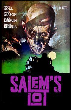 SALEM'S LOT (1979) LA NOCHE DEL VAMPIRO / EL MISTERIO DE SALEM'S LOT / LA HORA DEL VAMPIRO - Audio Latino / Audio Español / Subtitulada / Ingles
