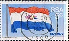 South Africa 1977 National Flag Fine Used SG 438 Scott 499 Condition Fine Used Only one post charge applied on Vacation Scrapbook, Rare Stamps, My Family History, Beaches In The World, Handmade Books, My Land, National Flag, Stamp Collecting, Vintage Travel