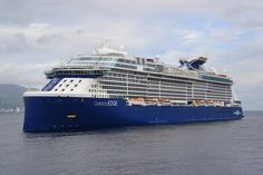 The new Celebrity Edge was in the Azores on Wednesday for a technical stop on her trans-Atlantic crossing to Port Everglades and the new Terminal {gall. Family Cruise, Cruise Vacation, Disney Cruise, Singles Cruise, Celebrity Cruises, Caribbean Cruise, Boat, Travel, Azores