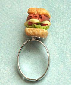 club sandwich ring