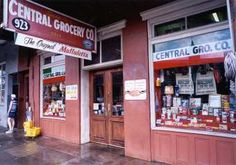 Central Grocery. Italian grocer in New Orleans, home of the muffaletta, a great sandwich.