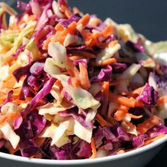Vegetable Coleslaw (Barefoot Contessa) Ina Garten Recipe