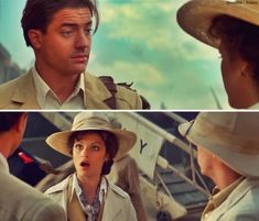Meeting Evie would do that to me too! Mummy Movie, Movie Tv, Movies Showing, Movies And Tv Shows, Rachel Weisz The Mummy, The Daughter Movie, Egyptian Mummies, Brendan Fraser, Cinema