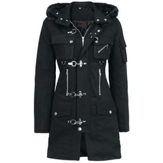Clasp Coat from Queen Of Darkness