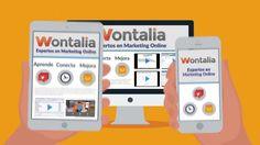 Vídeo promocional para Wontalia.com