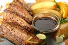 Swiss Chalet makes a delicous Barbeque dipping sauce. You can make this at a home with our recipe. Bbq Sauce Recipe For Ribs, Bbq Rib Sauce, Sauce Barbecue, Bbq Sauces, Rib Recipes, Sauce Recipes, Great Recipes, Chicken Recipes, Cooking Recipes