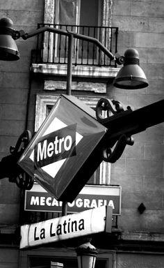 la latina Metro