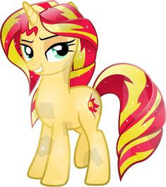 Crystal Sunset Shimmer by TheShadowStone.deviantart.com on @deviantART ugh I…