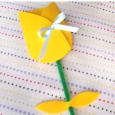 Mother's Day Tulip Card