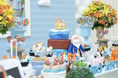 ENTRE NA FESTA! | Festa Arca de Noé