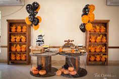 Halloween Decor design by Jeremiah Christopher Happy