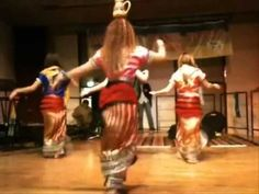 Amazigh Dance & Amazigh Dancing Music (Amazigh - Berber - Kabyle)