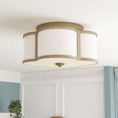 You'll love the Chitwood 3-Light Flush Mount at Wayfair - Great Deals on all Lighting products with Free Shipping on most stuff, even the big stuff.
