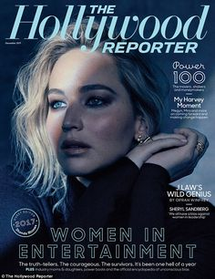 Jennifer Lawrence Names 3 People She Wants to Have Dinner With & She's Not Proud of It!: Photo Jennifer Lawrence gets her close up on THR's Women in Hollywood issue. Here's what the actress had to share with the mag - she was interviewed by… Jennifer Lawrence Interview, Jennifer Lawrence Pics, J Law, Darren Aronofsky, Women In Leadership, Harvey Weinstein, Scott Disick, She Movie, The Hollywood Reporter