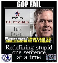 """GOP FAIL 