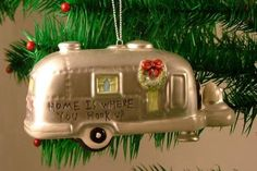Airstream ornament, $12.88, for decoration