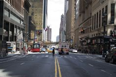 Middle of the Road Snapshot Visiting Nyc, New York City, Middle, Street View, Pictures, Beautiful, Photos, New York, Nyc