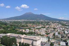 Pompei and Vesuv