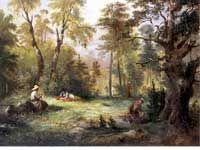 Grzybobranie - F. Kostrzewski