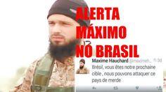 ALERTA MÁXIMO NO BRASIL:Agência confirma que um membro do Estado Islâmico afirmou, por meio do Twitter, que Brasil é próximo alvo para um ataque fonte: [...]