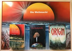 dasgeheimnisderzeit.ch Dan Brown, Thriller, Petra, Cover, Books, Movie Posters, Author, Word Reading, Future