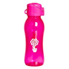 B2s Classic Bottle from Smiggle - flower