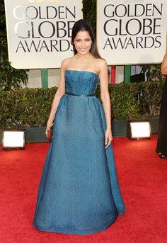 Prada - Golden Globes 2012