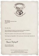 HARRY POTTER PARTY IDEAS: Print your own free personalized Hogwarts Acceptance Letter. How cool would this be at a Harry Potter Birthday Party or scrapbooking a trip to Universal Studios? Free printable DIY homemade handmade for kids and teenagers: