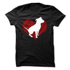 I LOVE PITBULL TSHIRT - T-Shirt, Hoodie, Sweatshirt