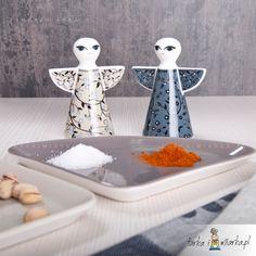 Pieprzniczka i solniczka Angel