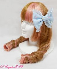 Angelic Pretty Colorful Pearl Barrette