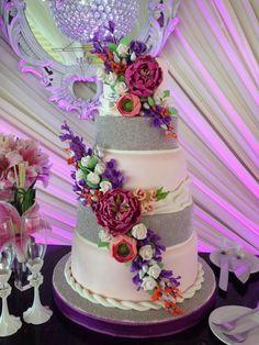 Flower Power Wedding