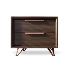 Sleek, modern, and beautifully crafted, the Lomita Collection embodies Midcentury Modern design with refined,updated featuresto fit the 21st century. -Soft-c