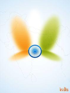 "Happy Independence Day. ""Ek Bharth Samarth Bharth"""