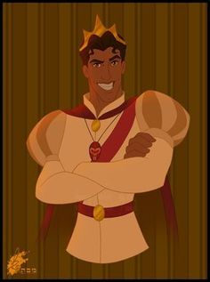prince naveen -my cartoon prince crush haha