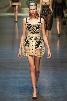 Dolce & Gabbana,  Spring / Summer 2013