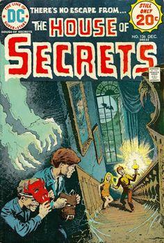 House of Secrets #126. #HouseOfSecrets                                                                                                                                                                                 More