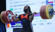 Only Male US Weightlifter in Olympics is Vegan Vegan athlete Kendrick Yahcob Farris will represent the United States at the Rio games. #vegan