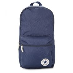 8b279bf7d3dc Converse Navy Core Poly Backpack 13650C-A12