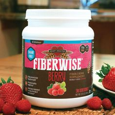 Now you can enjoy sugar-free FiberWise Drink in a fantastic new flavor: delicious, bright Berry!