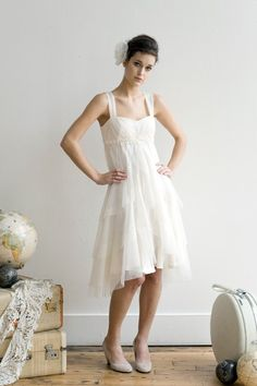 Ghost Dress by englishdept on Etsy, $1000.00