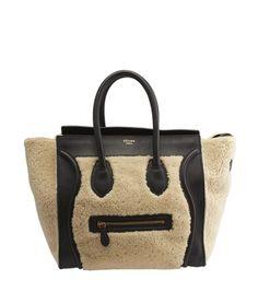 celine tote bag price - Celine Blue Trapeze Bag - Black Leather Gold Logo Shoulder Tote ...