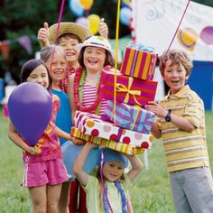 Carnival Birthday Party - Game Ideas