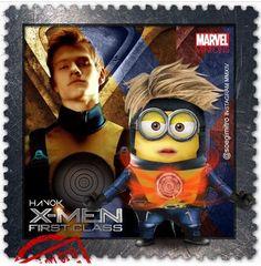X-Men: First Class ~ Havok