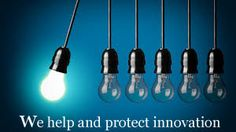 We help and #protect #innovation