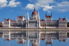 4nt Prague & Budapest, Flights & Train Transfer