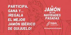 Sorteo de un jamón ibérico de Guijuelo #sorteo #concurso http://sorteosconcursos.es/2015/11/sorteo-de-un-jamon-iberico-de-guijuelo-2/