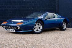 Influx look back at the Ferrari 512 BB