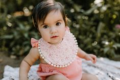 We make baby bibs that are drool worthy for your stylish baby. Little Babies, Cute Babies, Well Dressed Kids, Billy Bibs, Baby Checklist, Newborn Essentials, Stylish Baby, Handmade Baby, Baby Accessories